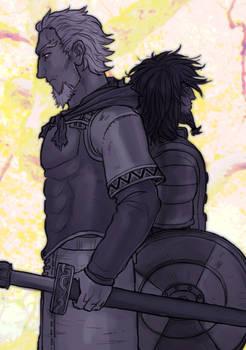 Vinland Saga - The only friend
