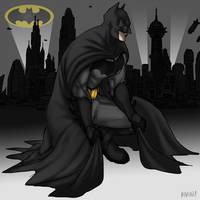 DC - Rule 63 Batman