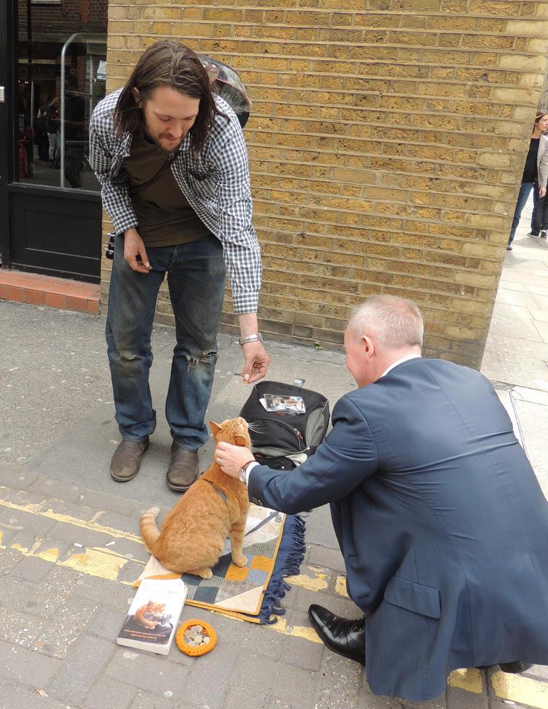 Street Cat Named Bob Legnth