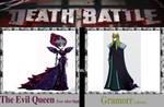 The evil queen vs gramorr