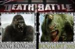 King Kong vs Boggart