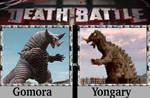 Gomora vs Yongary