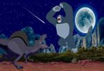 Kong vs Sailed Sharptooth