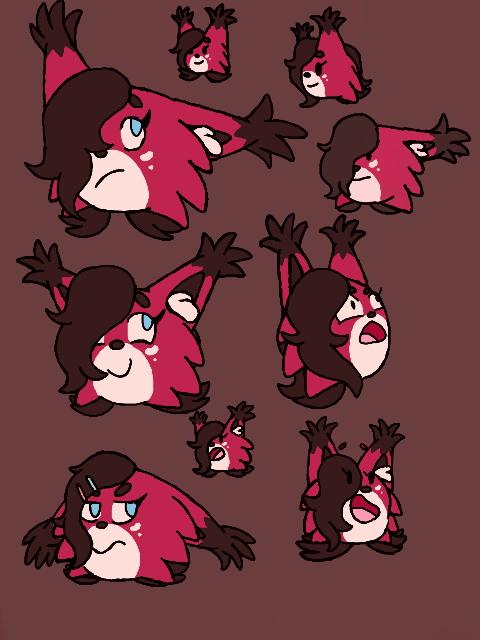 lynxie headshots by DahLynx