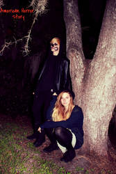 Tate and Violet Cosplay