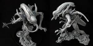Xenomorph Titan 010