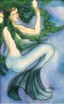 Eva the first Mermaid