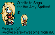 [PC] Meagan Sprite by SorairoDJ