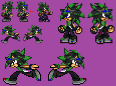 Dj v2014 Sprite Preview by SoraIroDJ
