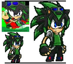 Dj Battle Pixel Art v2 by SoraIroDJ
