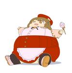 [Commission]Kanako Inflation