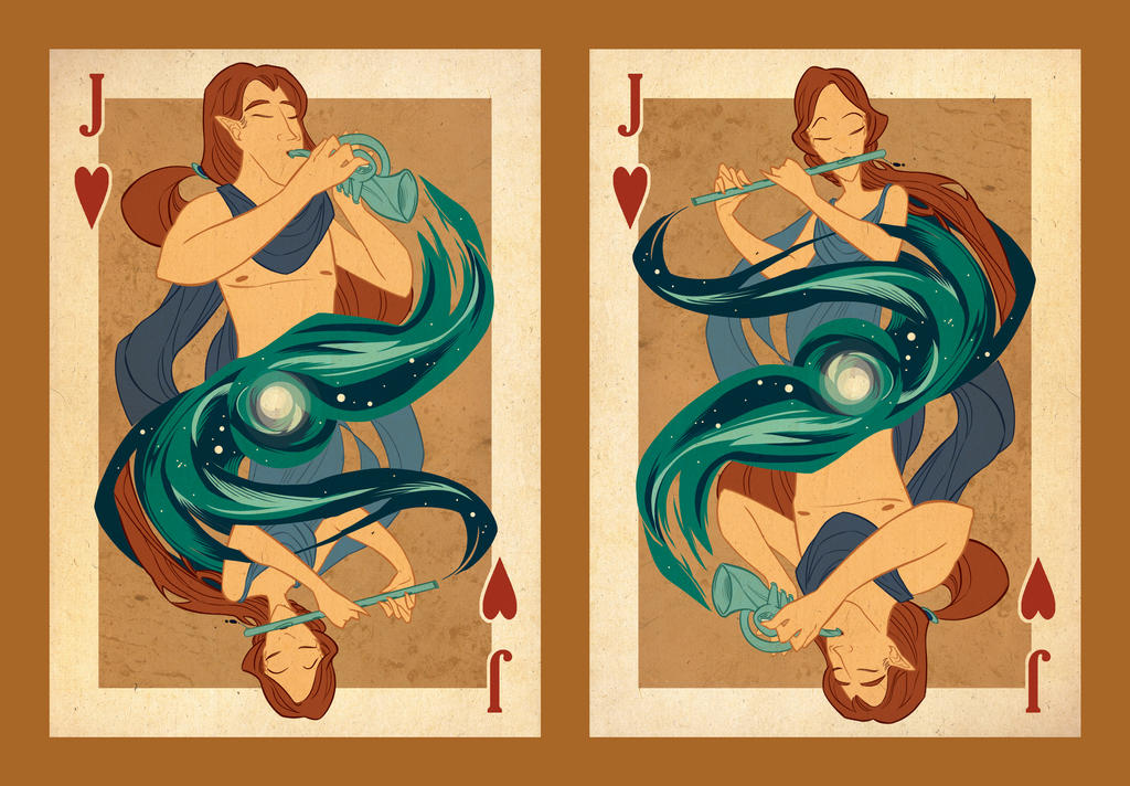 Jack of Hearts by KateKaz