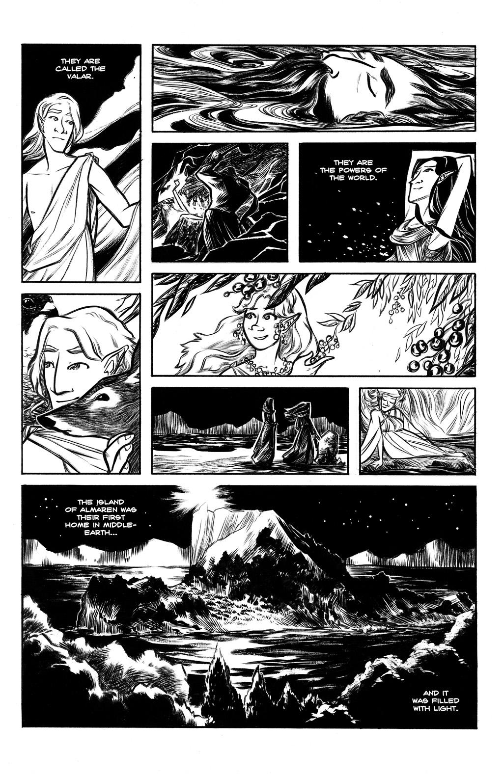 Silmarillion 003 by KateKaz