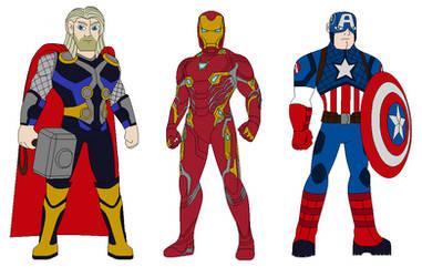 Marvel's Trinity