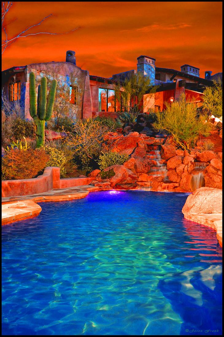 Arizona Dream by JasonFrank