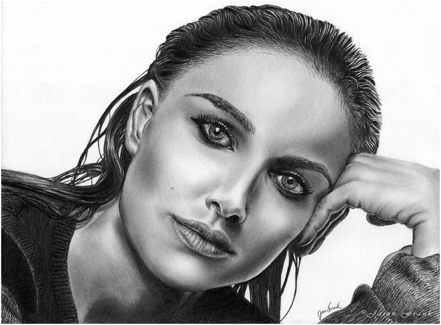 Natalie Portman by JasonFrank