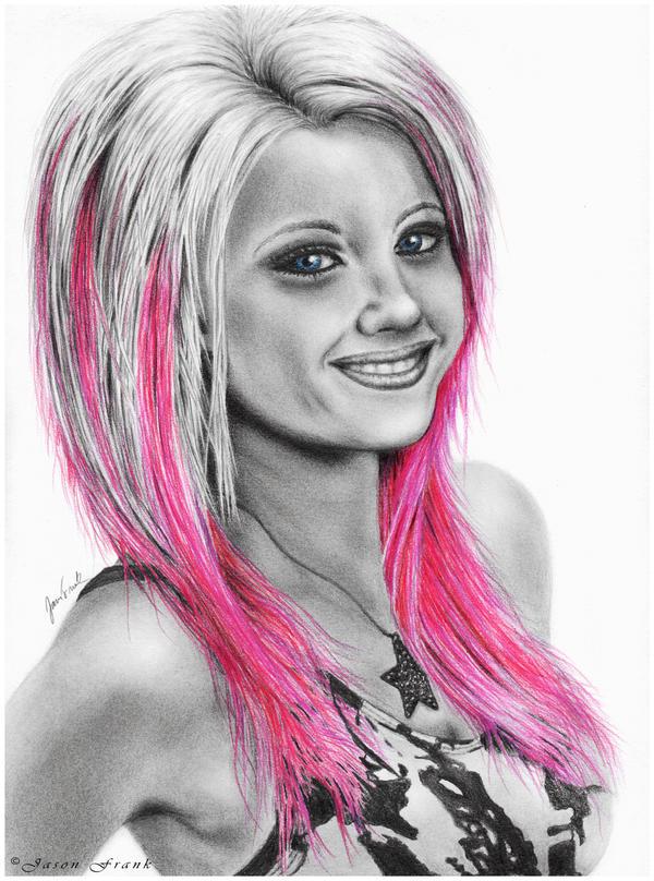 Christina Chriss by JasonFrank