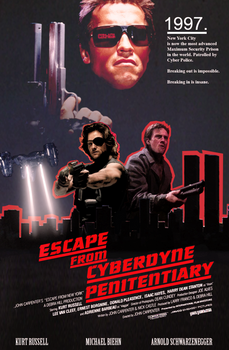 Escape From Cyberdyne Penitentiary