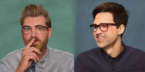 Rhett And Link sketches
