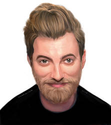 Rhett by TopHat-And-Tentacles