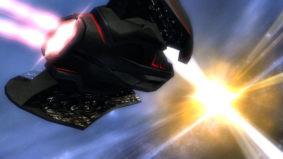 New Horizons by RikuBlade