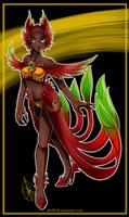 Phoenix Lady