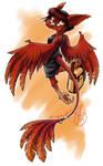 Harpy Lady