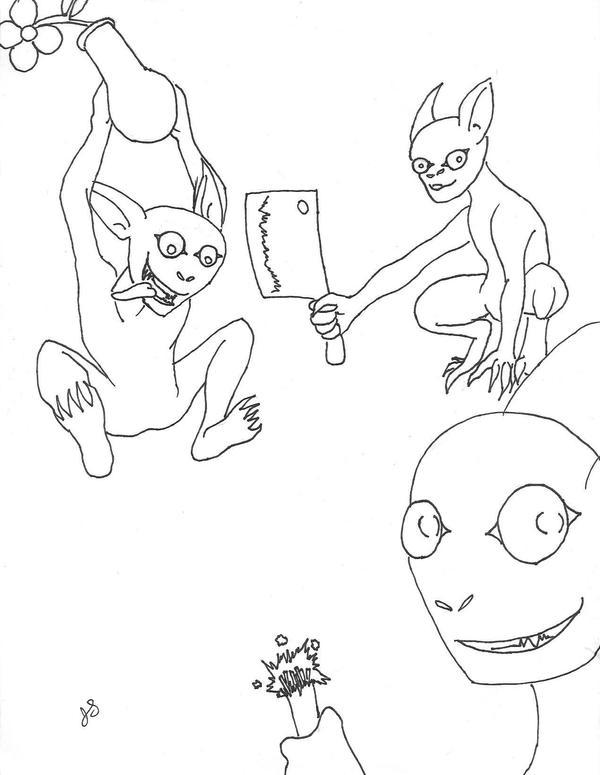 ET015B Hopskinville Goblins by dragon-kun15