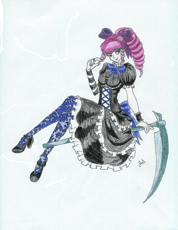 Nexus Beast 2, Miranda by dragon-kun15
