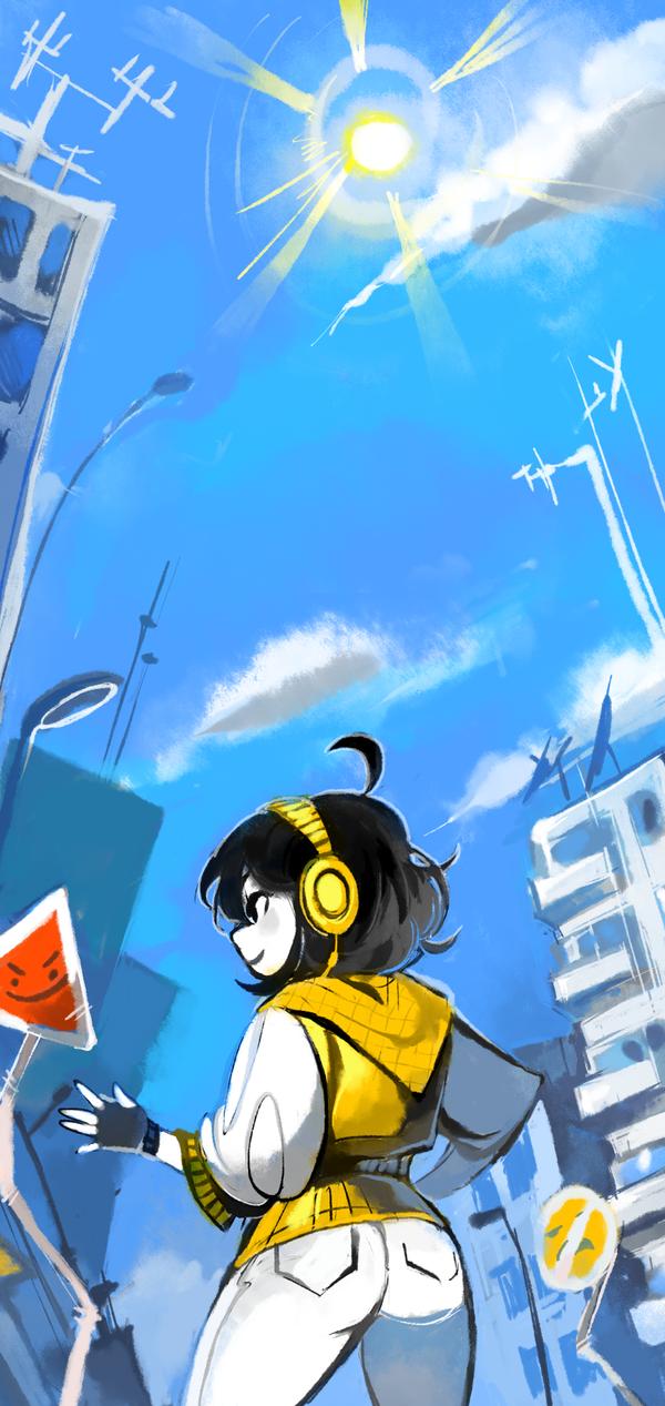 The City by oO-Kir-Oo