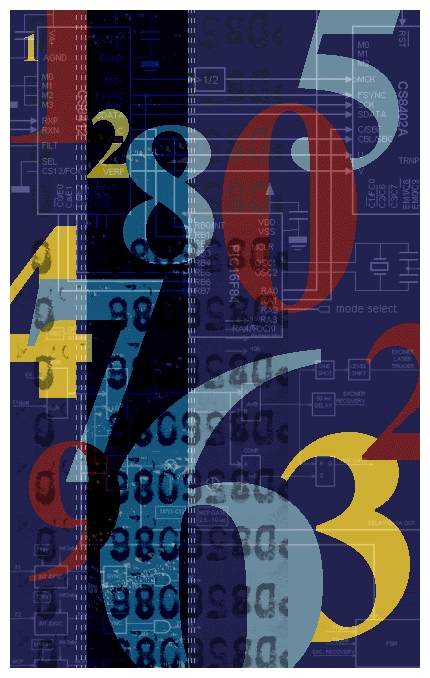 Numbers by greytrousers