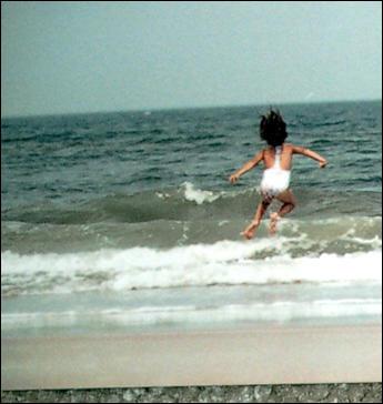 Ocean Sprite. by greytrousers
