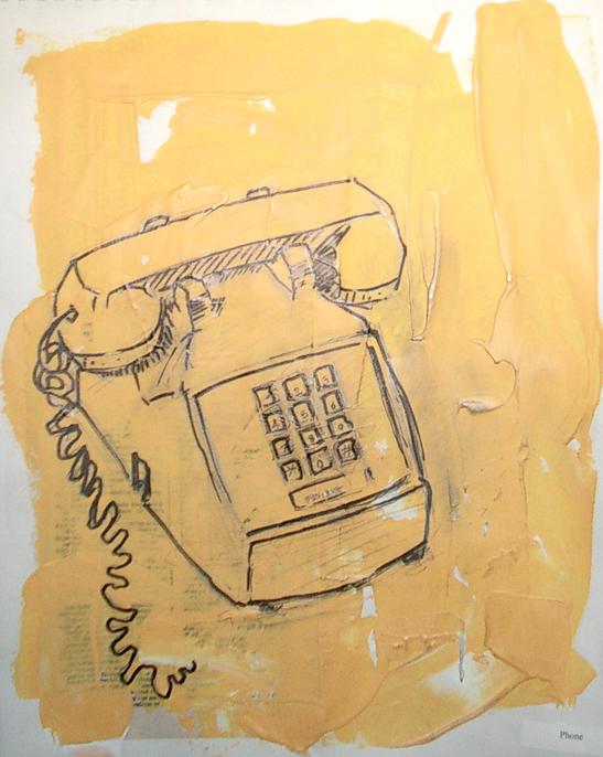 El telefono. by greytrousers