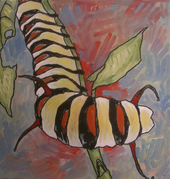 Caterpillar. by greytrousers