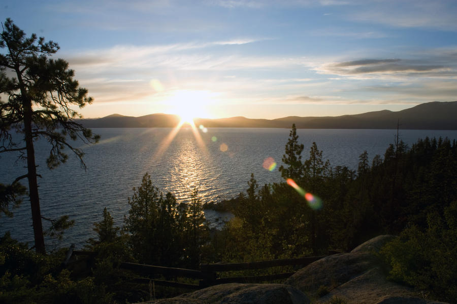 Lake Tahoe, CA by Doogle510
