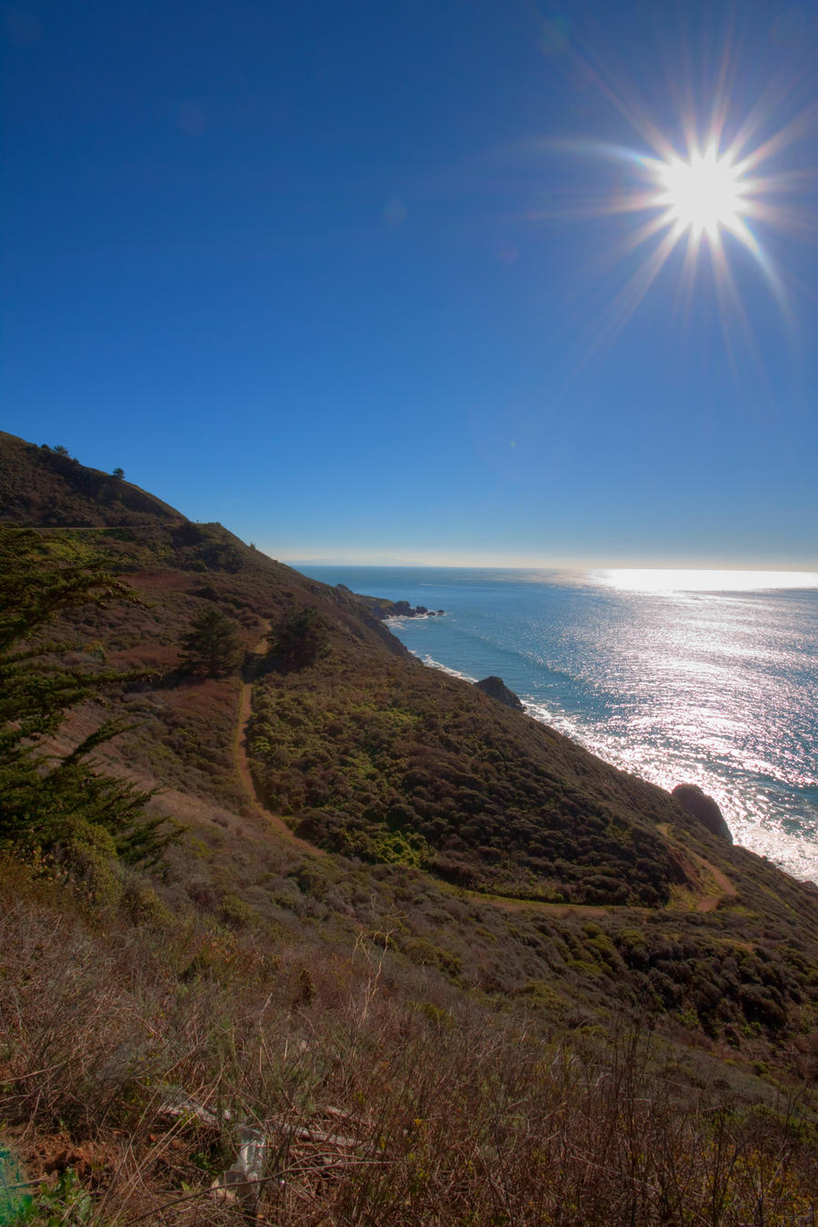 California Coast by Doogle510