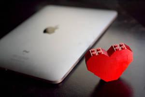 iPad Love by Doogle510