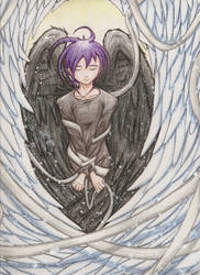 Dark Wings by boboborocks