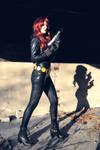Black Widow Comic Version
