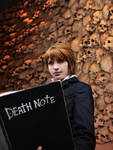 Death Note: You're mine..