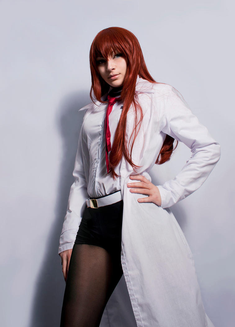 Steins Gate - Makise Kurisu by Rei-Suzuki