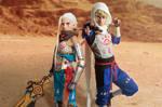 Hyrule Warriors - Sheikahs