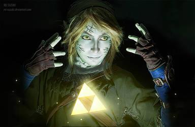 The Legend of Zelda - Puppet Link