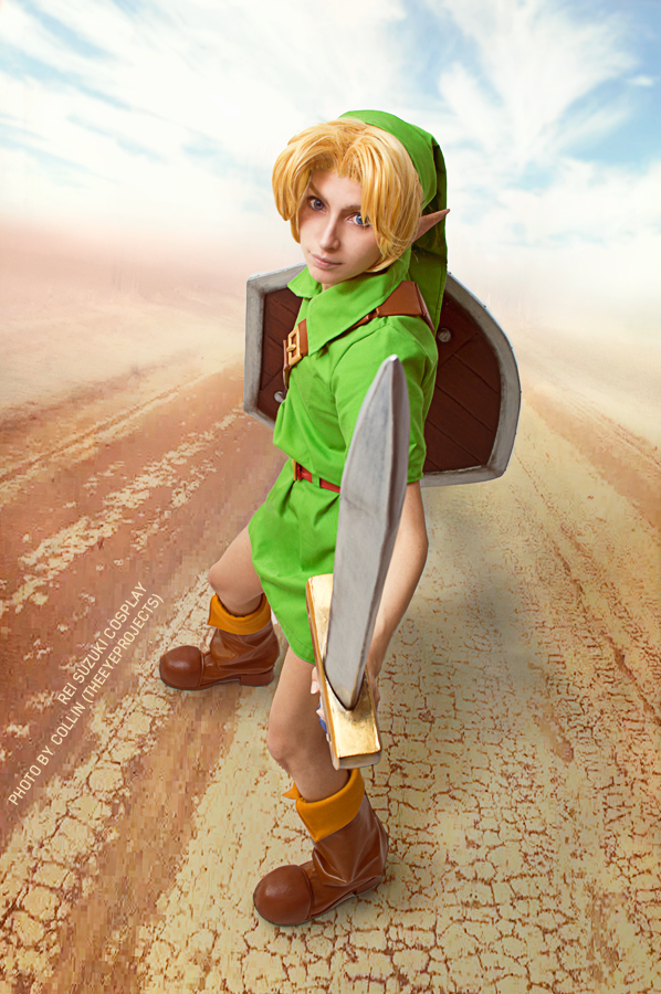 Majora's Mask - Young Link by Rei-Suzuki
