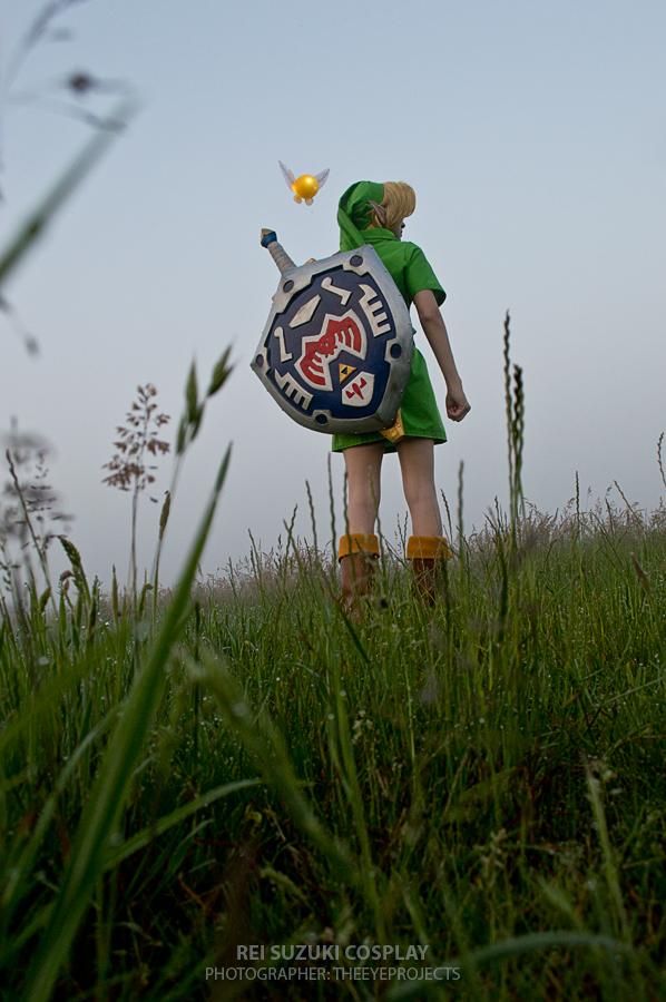 Majora's Mask - What lies beyond the hill by Rei-Suzuki