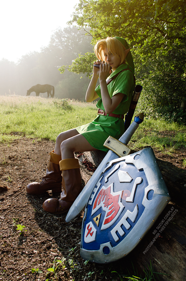The Legend of Zelda Majora's Mask - Morning Song by Rei-Suzuki