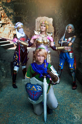 Hyrule Warriors - We are all Heroes