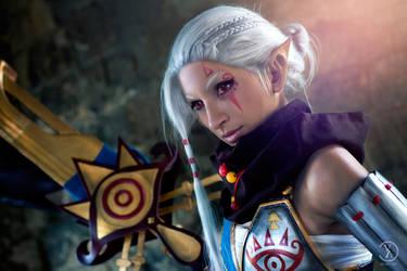 Hyrule Warriors - Oh, a Challenge by Rei-Suzuki