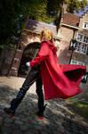 Fullmetal Alchemist - Edward Elric by Rei-Suzuki