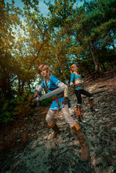 Breath of the Wild - Hero and Princess